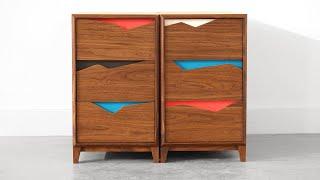 Making Desk Drawers with Chris Salomone of Foureyes Furniture