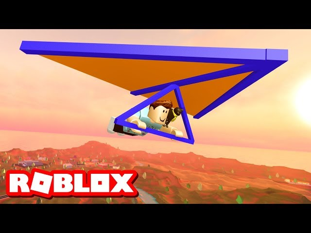 Another Way To Do The Hang Glider Skateboard Glitch In Robloxian - Free Gliders Update In Roblox Jailbreak Youtube