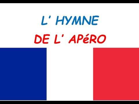 L' HYMNE  DE  L' APéRO