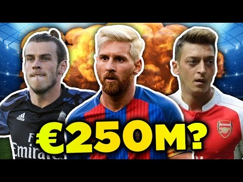 Lionel Messi Offered HUGE €250M Contract For Life?! | Transfer Talk