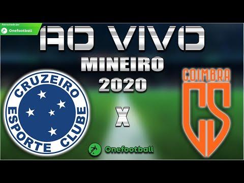 Cruzeiro x Coimbra Ao Vivo | Mineiro 2020 | 9ª Rodada | Narração