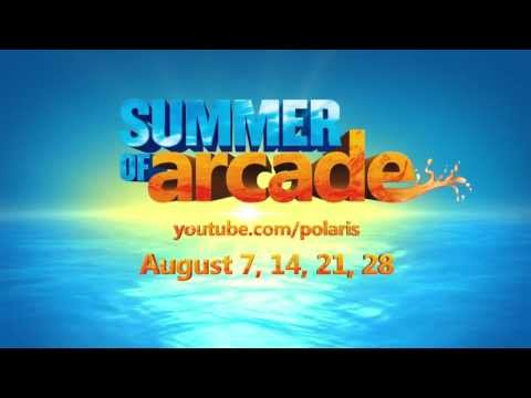 Summer of Arcade LIVE Show ft. JesseCox, GameGrumps, & Raychul