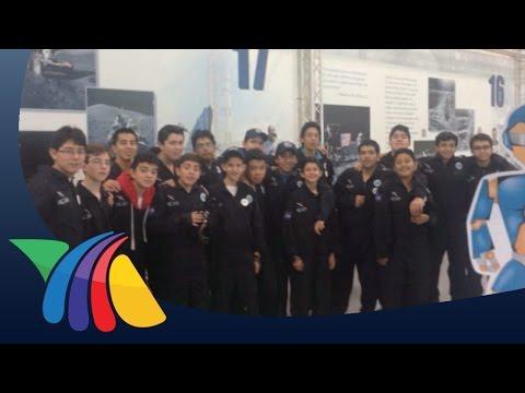 Niños mexicanos ganan concurso de la NASA | Noticias