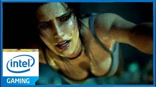 Tomb Raider 2013 on INTEL HD GRAPHICS !