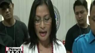 Model majalah pria dewasa Anggita Sari ditangkap karna miliki obat Psikotropika - iNews Pagi 25/11