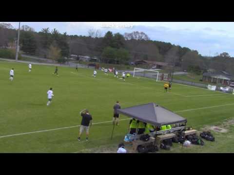 Kemrock Siriphuk |East Paulding High School Soccer Highlights|Spring 2017