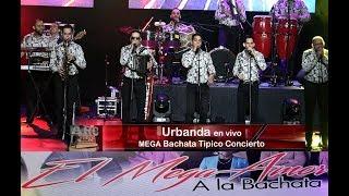 Urbanda 4K Mega Bachata Tipico Concieto desde United Palace