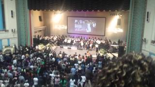 Ruach City Church Kilburn London Uk 2014
