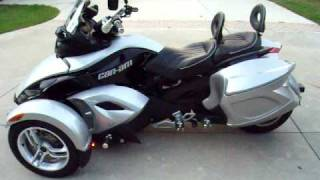 2008 Can-Am Spyder GS Automatic Trike