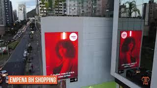 Empena Digital  | Empena Digital BH Shopping