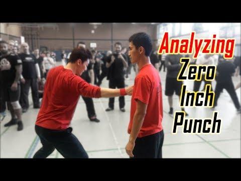 Analyzing Zero Inch Punch by DK Yoo