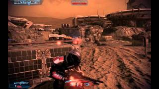 Mass Effect 3 Ep 2: Mars Insanity Engineer Playthrough w/ Commentary