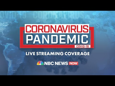 Watch Full Coronavirus Coverage - March 23 | NBC News Now (Live Stream Recording)