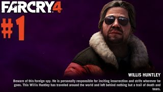 Far Cry 4 - Willis - Mission 1 - Free Willis (PC HD) [1080p]