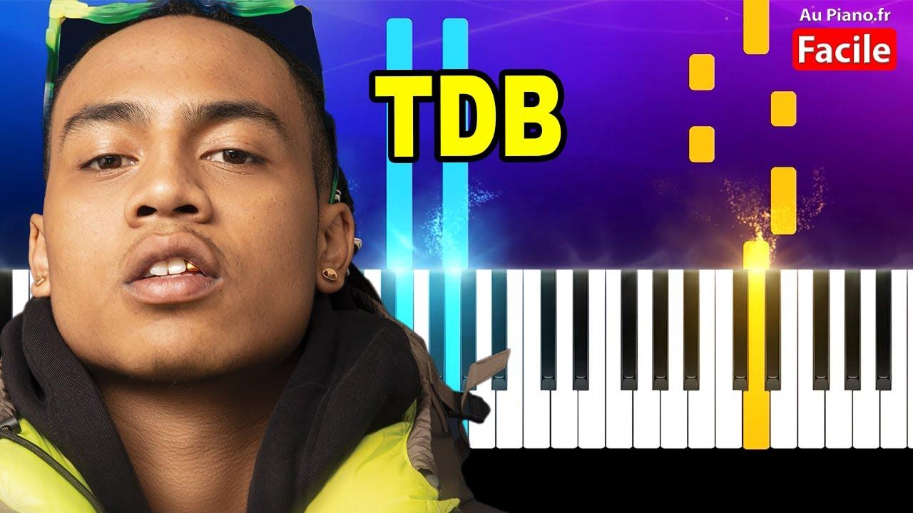 Download Oboy TDB Piano Cover Tutorial Instru (Au Piano.fr)
