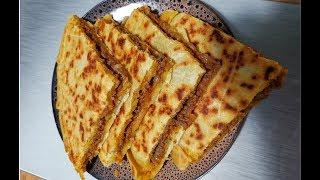 Voici une recette traditionnelle algérienne d'origine Kabyle TIMKHA...