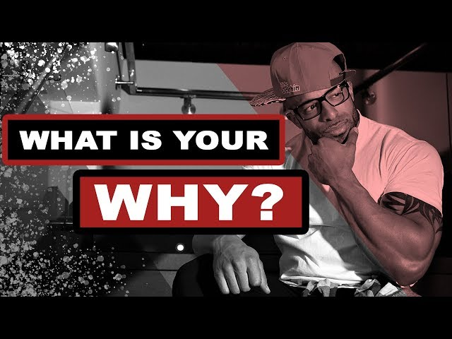 What is your WHY? |  HB MONTE presents the