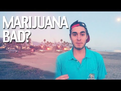 Is Smoking Marijuana Bad For You?