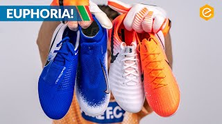 NIKE EUPHORIA MODE - Il nuovo pack di Nike Football