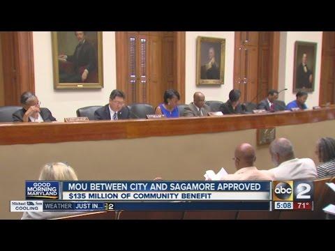 Port Covington deal approved