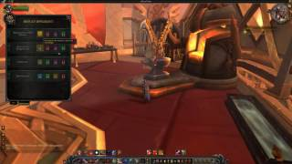 Legion fury warrior artifact weapon models