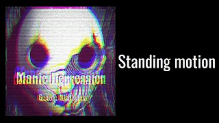 Standing motion / George Nishiyama