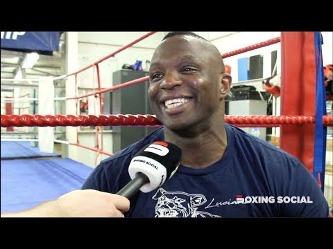 """""""I'LL STEP IN AND SAVE THE DAY!"""" DILLIAN WHYTE ON MILLER FAILED VADA, TALKS JOSHUA TUE'S, FIGHT DATE"""