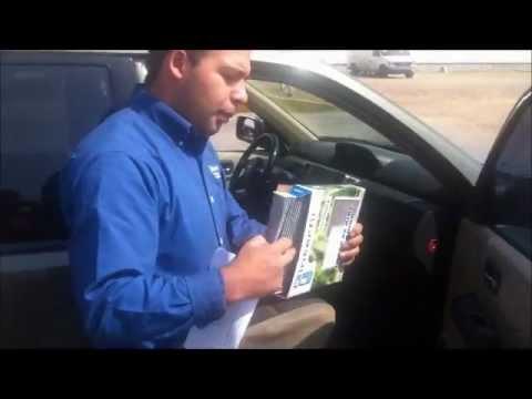 Interfil Cambio De Filtro De Cabina Nissan X Trail Youtube