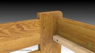 Nodax Bedframe Assembly Instructions (Model