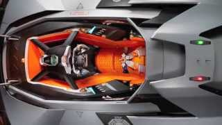 NEW Lamborghini Egoista official shots Thumbnail