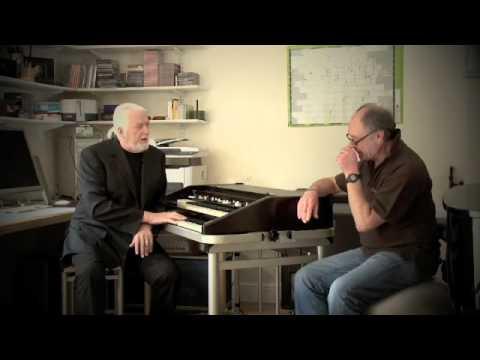 Jon Lord and Malc Deakin talk about Hammond