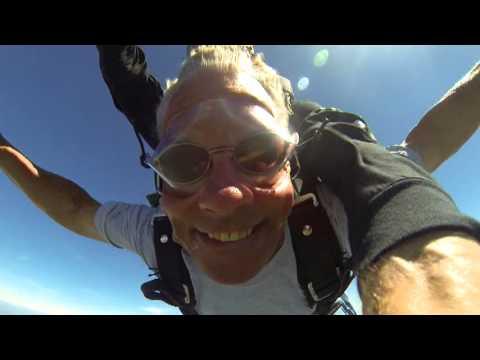 Jim Arnold skydive Minnesota