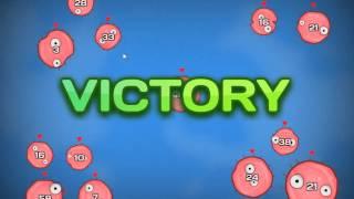 флеш игра Война Вирусов Начало Virus Wars Beginning
