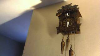 Vollmond Cuckoo Clock Sound