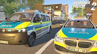 Autobahn Police Simulator 2 - Lorry Accidents! Gameplay 4K