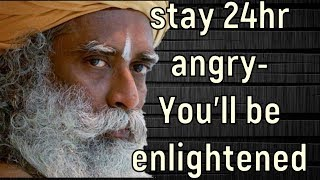 If you love - love strong  - Sadhguru
