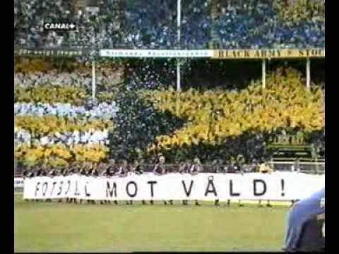 AIK-DIF TIFO