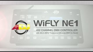 ADJ WiFly NE1 Official Tutorial