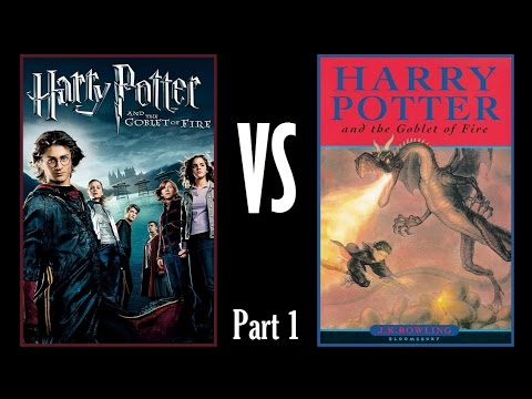 Book report on harry potter and the goblet of fire