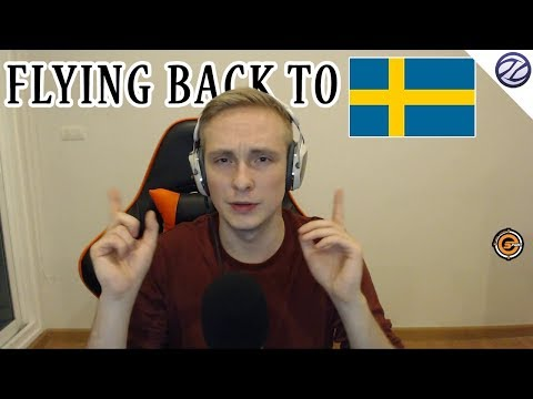Going back to Sweden for 2 weeks! Vacation