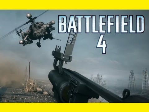 "Battlefield 4 - Official 17 Minuten ""Fishing in Baku"" Gameplay Trailer HD"