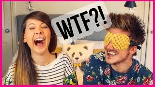 WTF IS IN MY MOUTH?! WITH ZOELLA (British Edition)