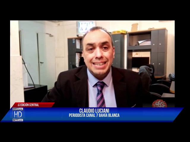 Claudio Luciani  Videollamada en vivo