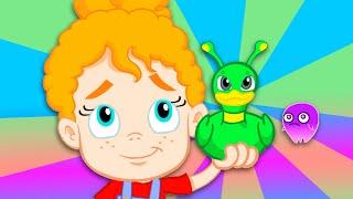 NEW Groovy The Martian wants a DINOSAUR teddy! Full episodes! Cartoon for kids & Nursery Rhymes
