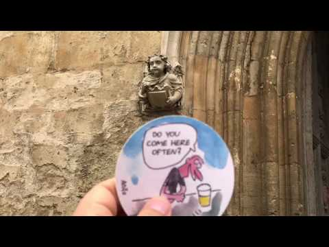 An Audio Guide to the Bodleian Library in Oxford University