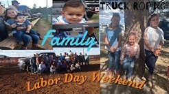 Mormon lake /Labor day Weekend /Family /Truck roping
