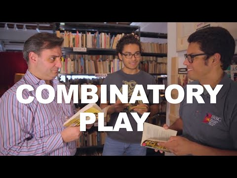 Try Combinatory Play With Books. | Pablo Helguera | The Art Assignment
