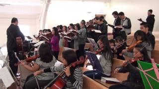 Chúa Uy Linh - Ca Đoàn Chân Phước Gioan Phaolo II 20131128