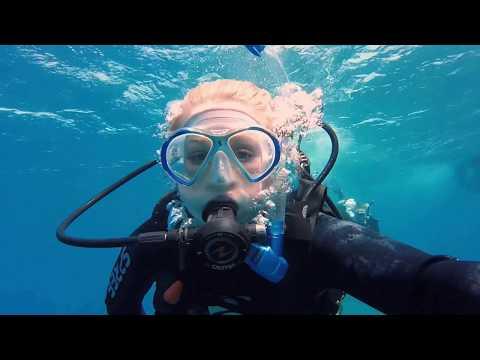 Scuba diving in Tonga