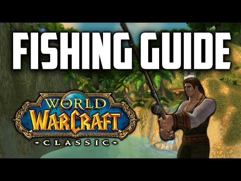 A Cozy WoW Classic Fishing Guide By Quissy